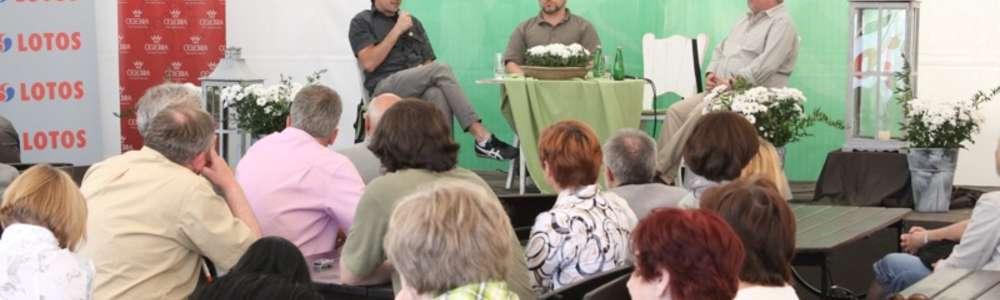 Jak co roku w programie Letnich Ogrodów Polityki znalazły się panele dyskusyjne
