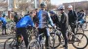 Rajd rowerowy ścieżkami PWSZ