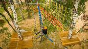 Wielka Majówka na otwarcie Parku Linowego w Butrynach