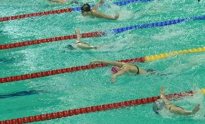 Liga Szkół Mistrzostwa Sportowego w Pływaniu w Olsztynie