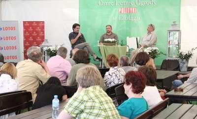 Letnie Ogrody Polityki. Koncerty, dyskusje, teatr