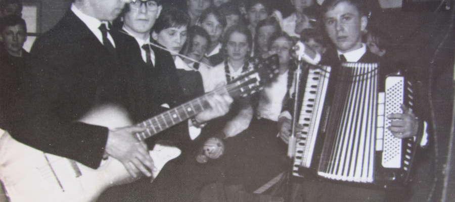 Na zdjęciu od lewej: Tadeusz Michalski, Zbigniew Michalak, Tadeusz Klimkowski