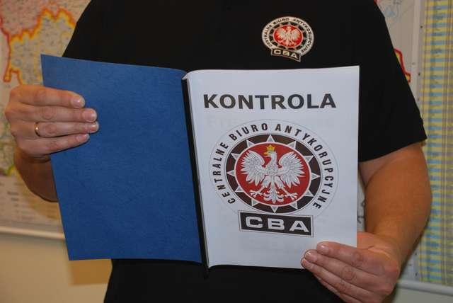 CBA w Warmińsko-Mazurskiej Agencji Rozwoju Regionalnego - full image