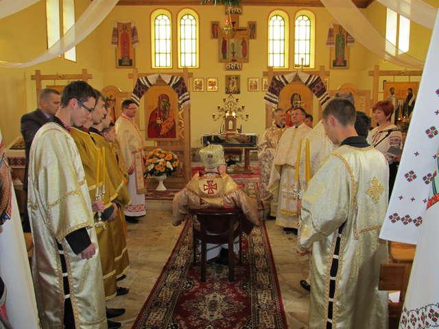 Lidzbark Warmiński: 20 lat parafii greckokatolickiej - full image