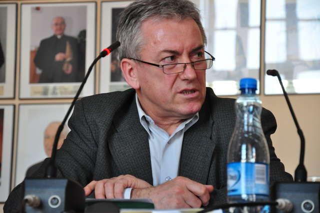 Andrzej Orzechowski, prezes Zakładu Komunikacji Miejskiej w Iławie  - full image