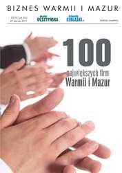 Biznes Warmii i Mazur 2011