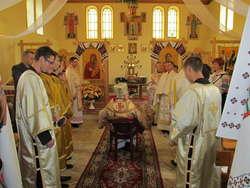 Lidzbark Warmiński: 20 lat parafii greckokatolickiej