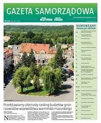 Gazeta Samorządowa 30.05.2012
