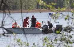 Wyłowili zwłoki z jeziora Limajno. To ciało zaginionego 40-latka?