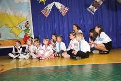Święto Twórczości Dziecięcej. Giżycko  2012