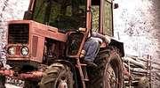 76-letni mężczyzna zginął pod kołami ciągnika
