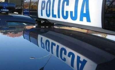 Kierowca na podwójnym gazie w skradzionym aucie