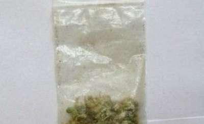 Przyniósł w plecaku ze szkoły marihuanę. Za sprawą rodzica susz wrócił do szkoły