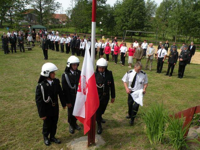 65 lat Ochotniczej Straży Pożarnej w Wilczkowie - full image