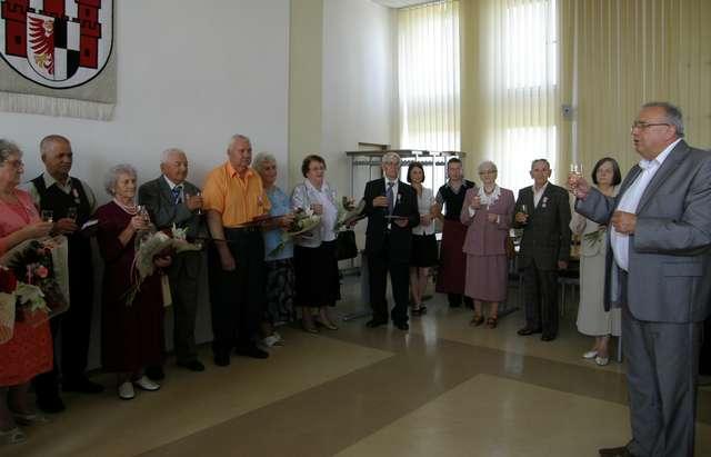 Złote Gody w Olecku świętowało dziesięć par małżeńskich  - full image
