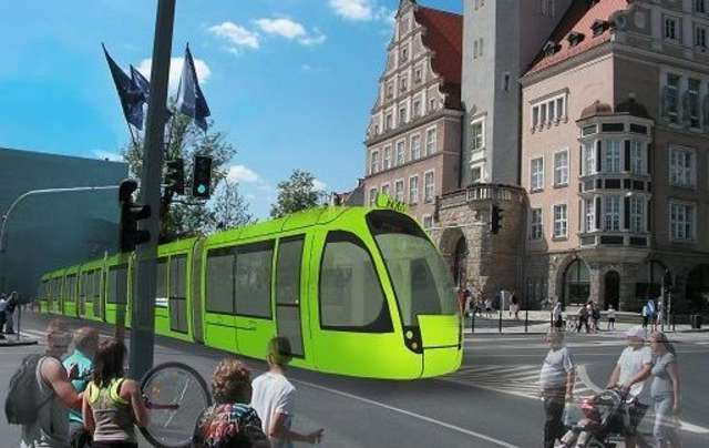 Gdzie będą przystanki tramwajowe? Zobacz mapę - full image