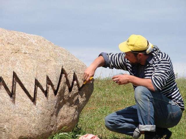 Stębark: wystawa prac uczestników pleneru w Szkotowie - full image