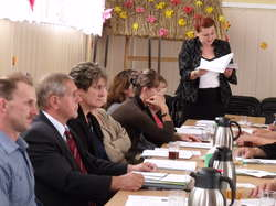 RADZANÓW: XVIII obrady samorządu. Gorąca dyskusja o wycince drzew