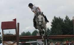 Zawody w Piastowie głownie skierowane były dla jeźdźców amatorów