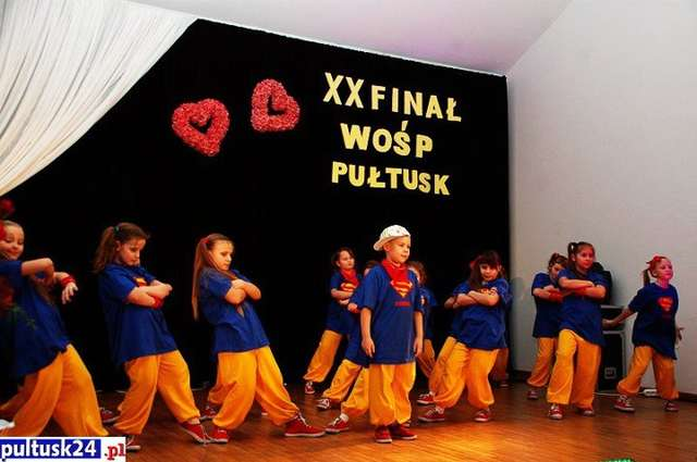Show Dance od teraz to Studia Tańca Swag - full image