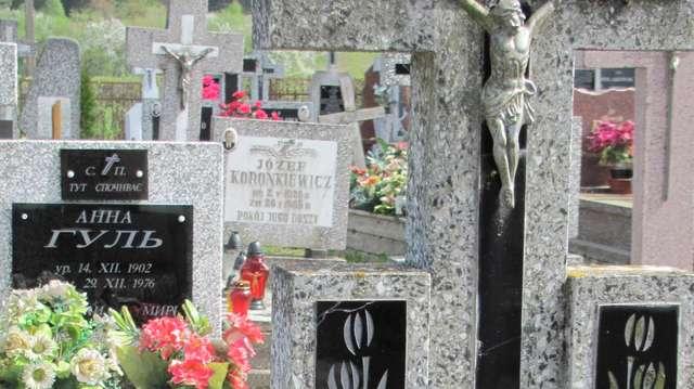Kruklanki: resztki starego cmentarza:  - full image