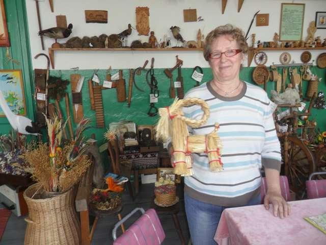 Zofia Kubicka jest współtwórcą i opiekunem Babskiej Izby - full image