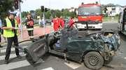 Zderzyły się auta, 5 osób w szpitalu. Wjechała na czerwonym?