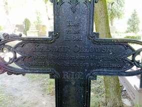 Cmentarz w Sząbruku