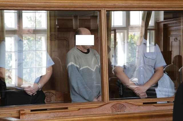 Bogdan H. za zgwałcenie i zamordowanie dziewczyny został skazany na dożywocie - full image