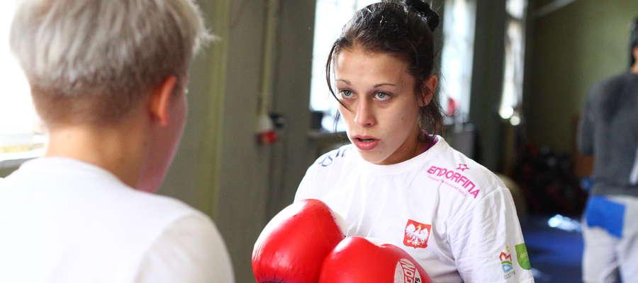 W walce wieczoru wystąpi Joanna Jędrzejczyk.