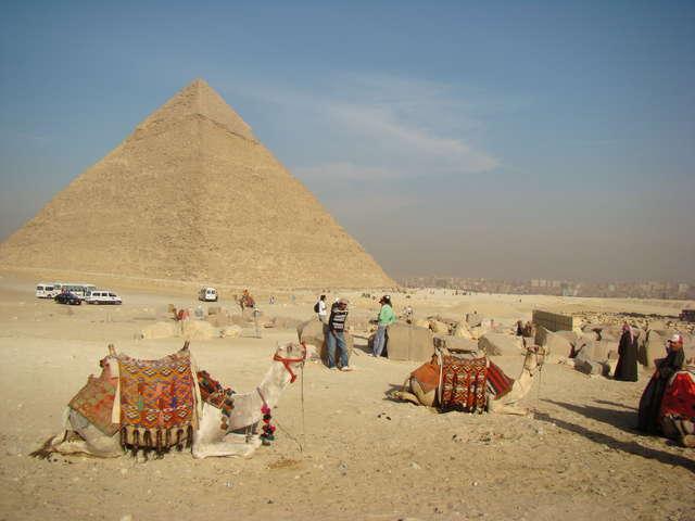 Piramida Cheopsa - full image