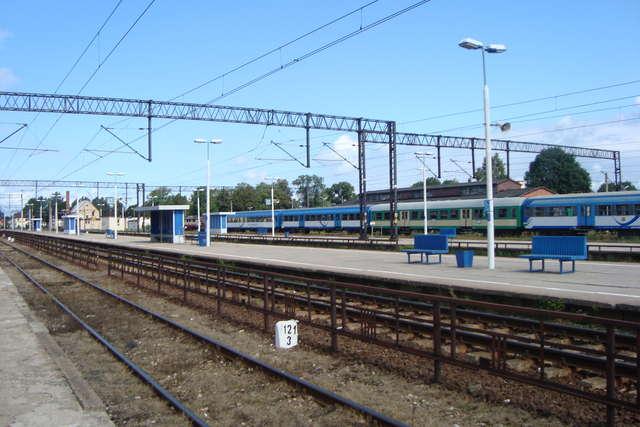 Zabiorą nam pociągi do Białegostoku - full image