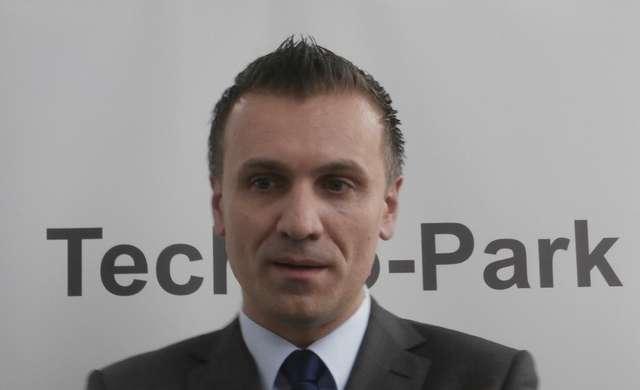 Daniel Kulig został dyrektorem Techno-Parku w Ełku - full image
