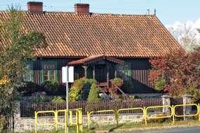 Chata mazurska z 1846 roku w Pieckach