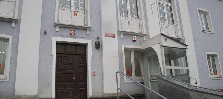 Już wkrótce sąd nidzicki będzie tylko zamiejscowym wydziałem sądu w Olsztynie