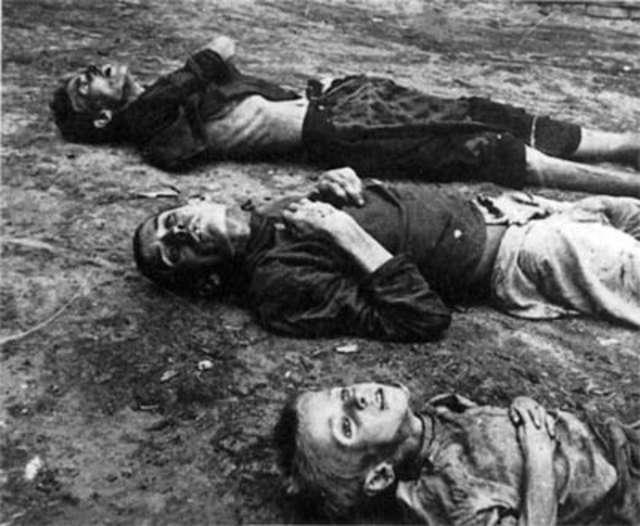 79-rocznica sowieckiego ludobójstwa na Ukrainie - full image