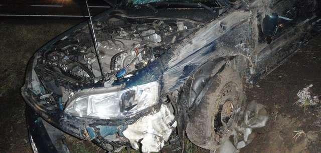 Ponikiew Mała: To już drugi śmiertelny wypadek na terenie gminy (komunikat i apel policji) - full image
