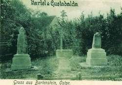 Bartel i Gustebalda w 1905 roku