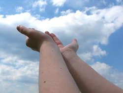 Zaufanie Bogu to oddanie całego życia w Jego ręce