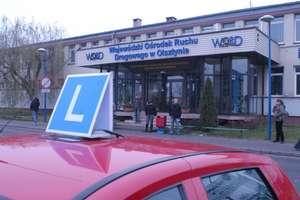 WORD w Olsztynie wznawia egzaminy na kat. B