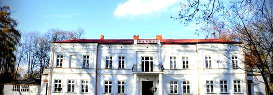 Pałac w Zielonej dziś prezentuje się jak za najlepszych czasów
