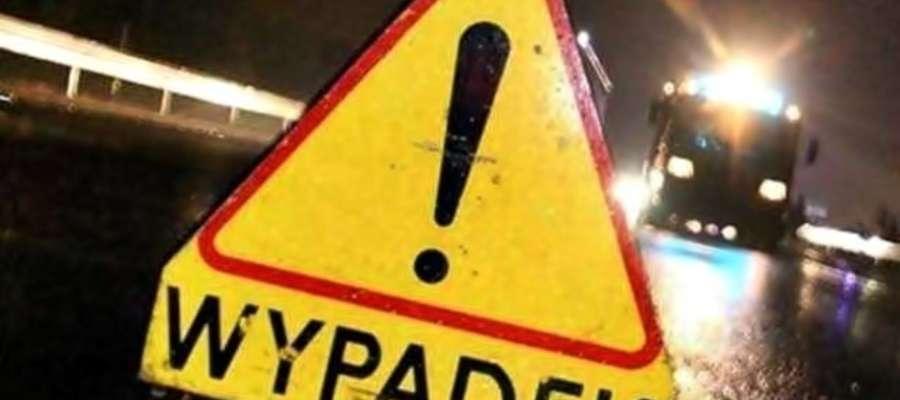 Do groźnego wypadku doszło na obwodnicy trasy nr 7