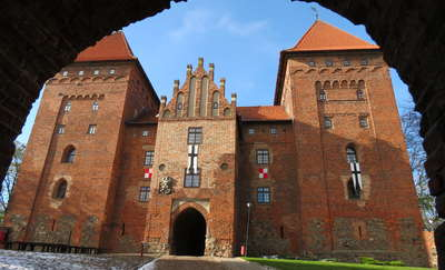 Zapraszamy na spotkanie  w nidzickim zamku