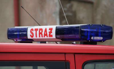 Szybka reakcja policjantów zapobiegła tragedii