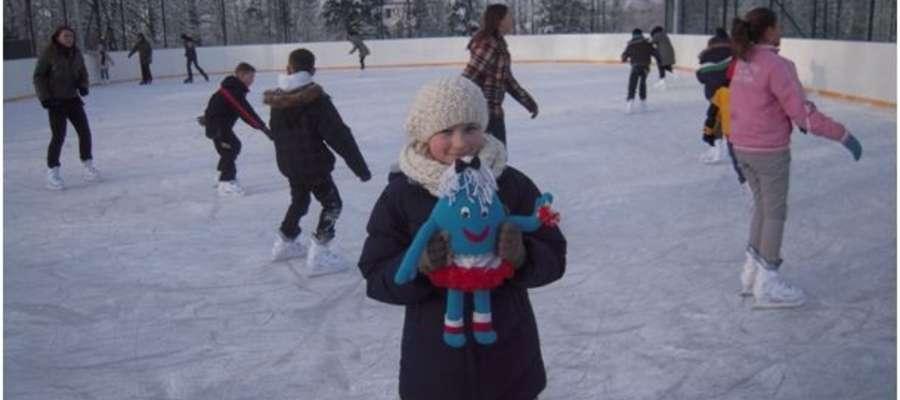 W ubiegłym sezonie orlikowe lodowisko w Pasłęku odwiedziło 7 tysięcy osób