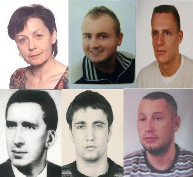 Ścigani za zabójstwa, oszustwa i napady z bronią - full image