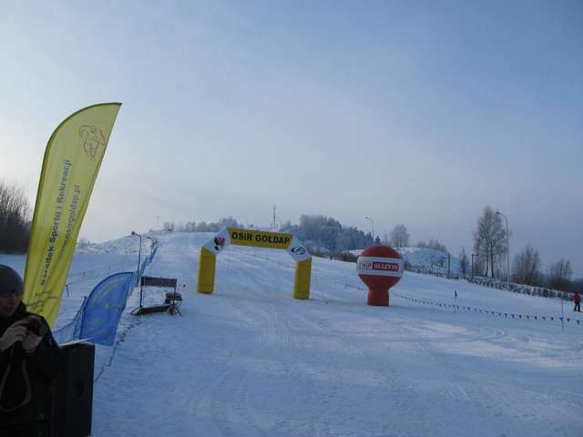 W tym roku miejscem zawodów były stoki Pięknej Góry w Gołdapi - full image
