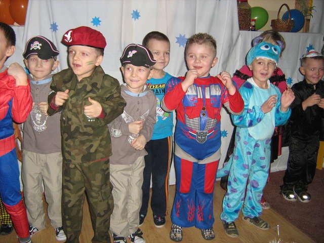 Bal Karnawałowy w przedszkolu Nr 6 w Bartoszycach - full image