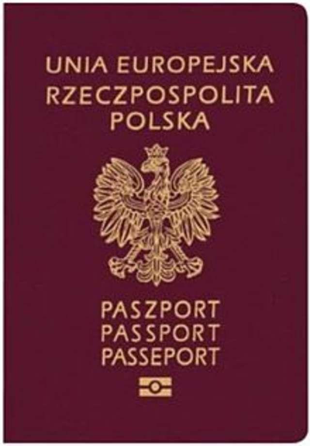 Będzie łatwiej o paszport - full image