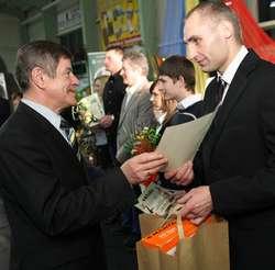W ubiegłym roku sms-owy konkurs na sportowca wygrał Wojtek Wiśniewski